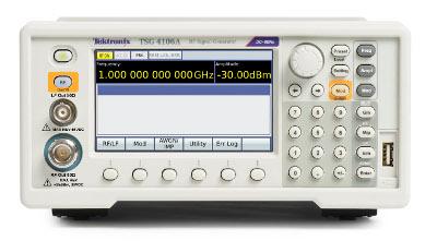 Testeador y medidor de radiofrecuencia