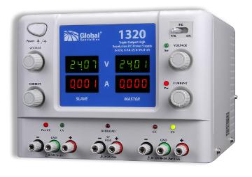 fuente de alimentación DC de 200 VA