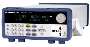 Fuente de alimentación AC programable para laboratorios