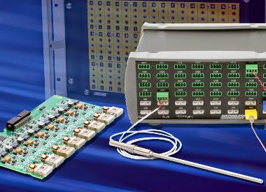 Sistema para medición de temperatura y tensión