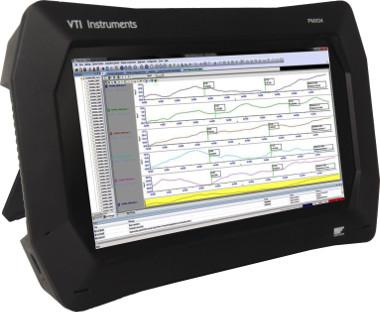 Instrumentos portátiles para adquisición de datos