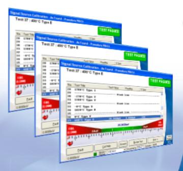 Nuevo software de calibración