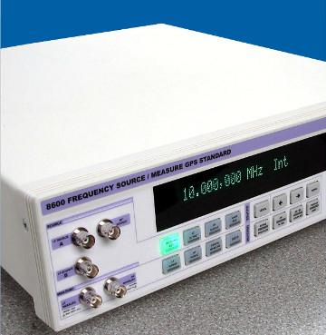 Fuentes de referencia para frecuencias y medidas GPS