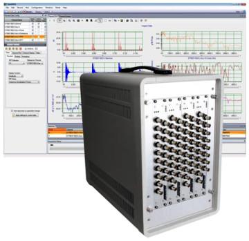 Sistema de medición para sonido y vibración