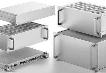 """Cajas plug-in VES y VESA para instrumentación de 19"""""""