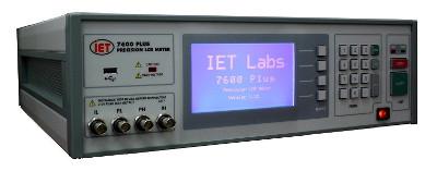 Medidor de impedancia de alta precisión