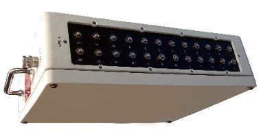 Medidor de vibración de carga