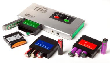 Registrador de temperatura de 20 canales