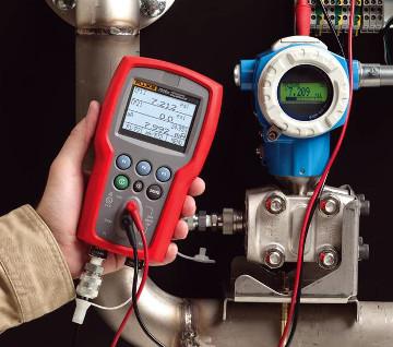 Calibrador de presión de alta precisión