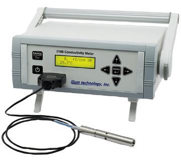 Medidor de conductividad y sondas inteligentes
