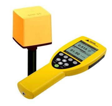 Analizador FFT para campos electromagnéticos