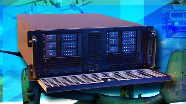 Sistema de grabación y reproducción serie