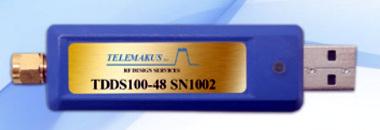 Generador de señal sintetizada USB