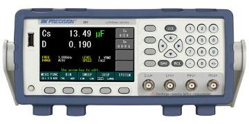 Medidores LCR de elevada precisión