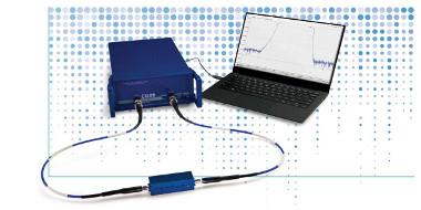 Analizadores de red vectoriales de hasta 20 GHz