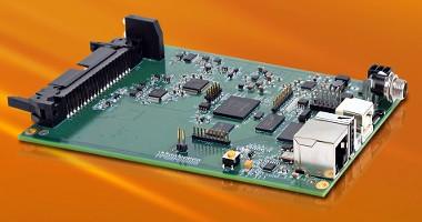 Módulo de adquisición de datos basado en ARM