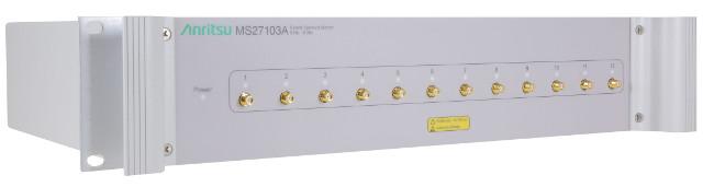Plataforma para monitorización remota del espectro