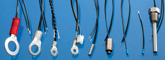 Sondas para pruebas de termistores