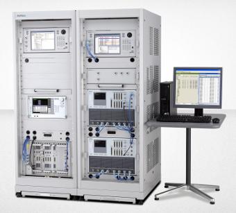 Automatización de los test de conformidad (PCT) Anrits