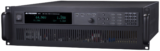 Cargas electrónicas DC de hasta 1500 W