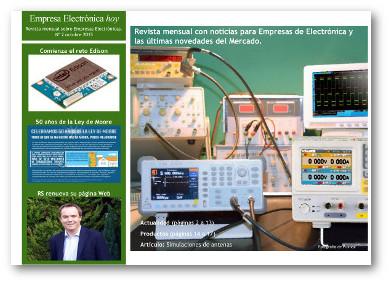 Revista Empresa Electrónica hoy EEH octubre 2015