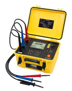 Controlador de aislamiento hasta 15 kV