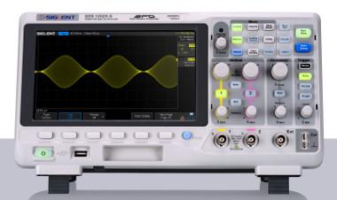 Osciloscopios de 100 y 200 MHz