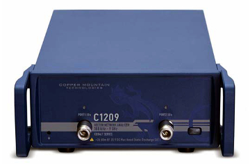 Analizador vectorial de red hasta 9 GHz