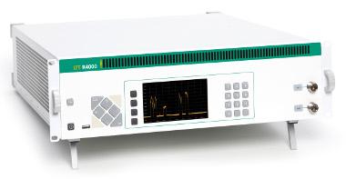 Analizador de señal en tiempo real