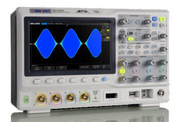osciloscopios digitales con tecnología SPO