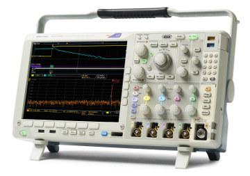 Osciloscopios de dominio mixto