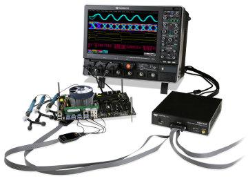 analizador digital de alta velocidad