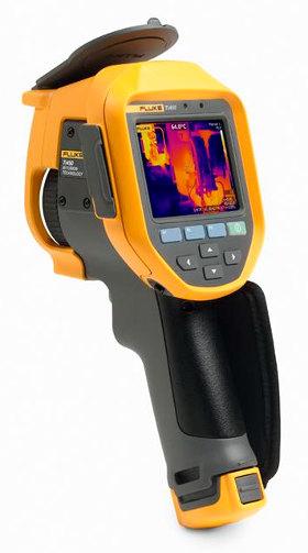 Cámara termográfica con tecnología multienfoque