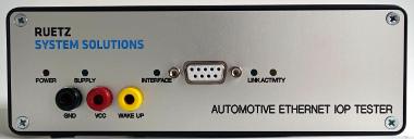 Tester OIP para ECU Ethernet
