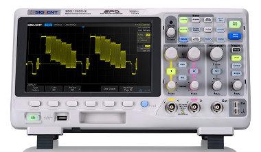 Osciloscopio digital de 200 MHz