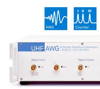 Generador de formas de onda UHF
