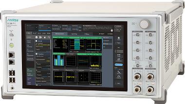 Tester para evaluación LTE-A