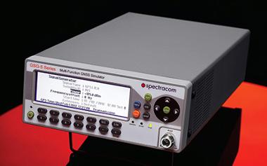 Generador de señal GNSS