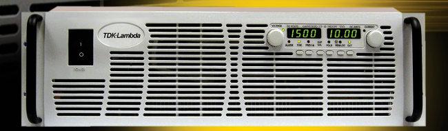 Fuentes programables de hasta 15 kW