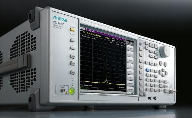 analizador de espectros inalámbricos