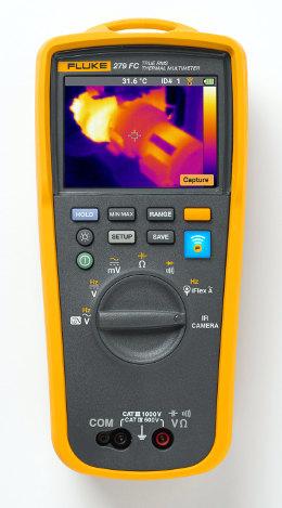 Multímetro termográfico