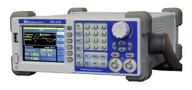 Generadores de señal arbitraria y de función