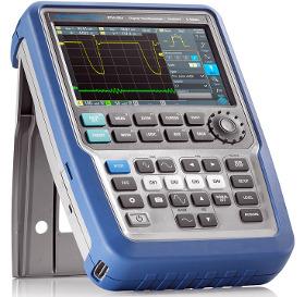 osciloscopios digitales de mano