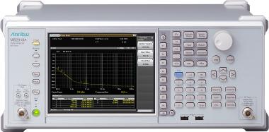 Analizadores de señal para banda estrecha