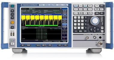 Analizadores de gama media para señal y espectro
