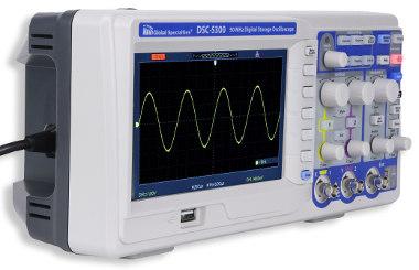 Osciloscopio DSO de 50 MHz