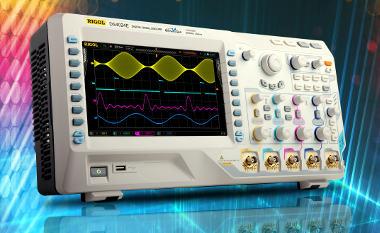Osciloscopios de 4 canales y altas prestaciones