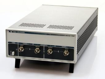 Amplificador de corriente diferencial