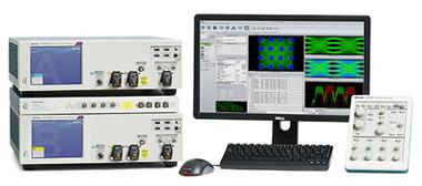 Software analizador de modulación óptica