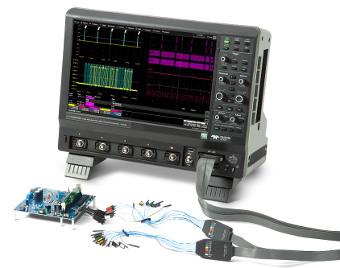 Osciloscopios de muy alta resolución